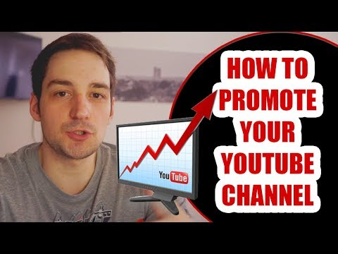 How To Promote Your Youtube Channel - 3 Ways To Promote Your Youtube Channel And Go Viral