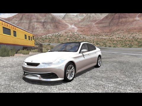 BeaMNG.drive - ETK S-Series