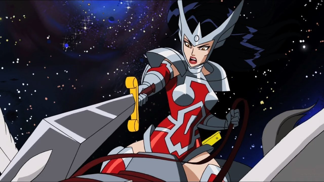 Download Lady Sif - All Scenes Powers | The Avengers: Earth's Mightiest Heroes