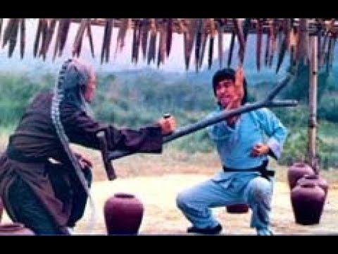 Искалеченный боец кунг-фу  (боевые искусства 1979 год)