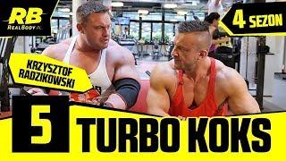 Turbo Koks sezon 4 odcinek 5. Krzysztof Radzikowski