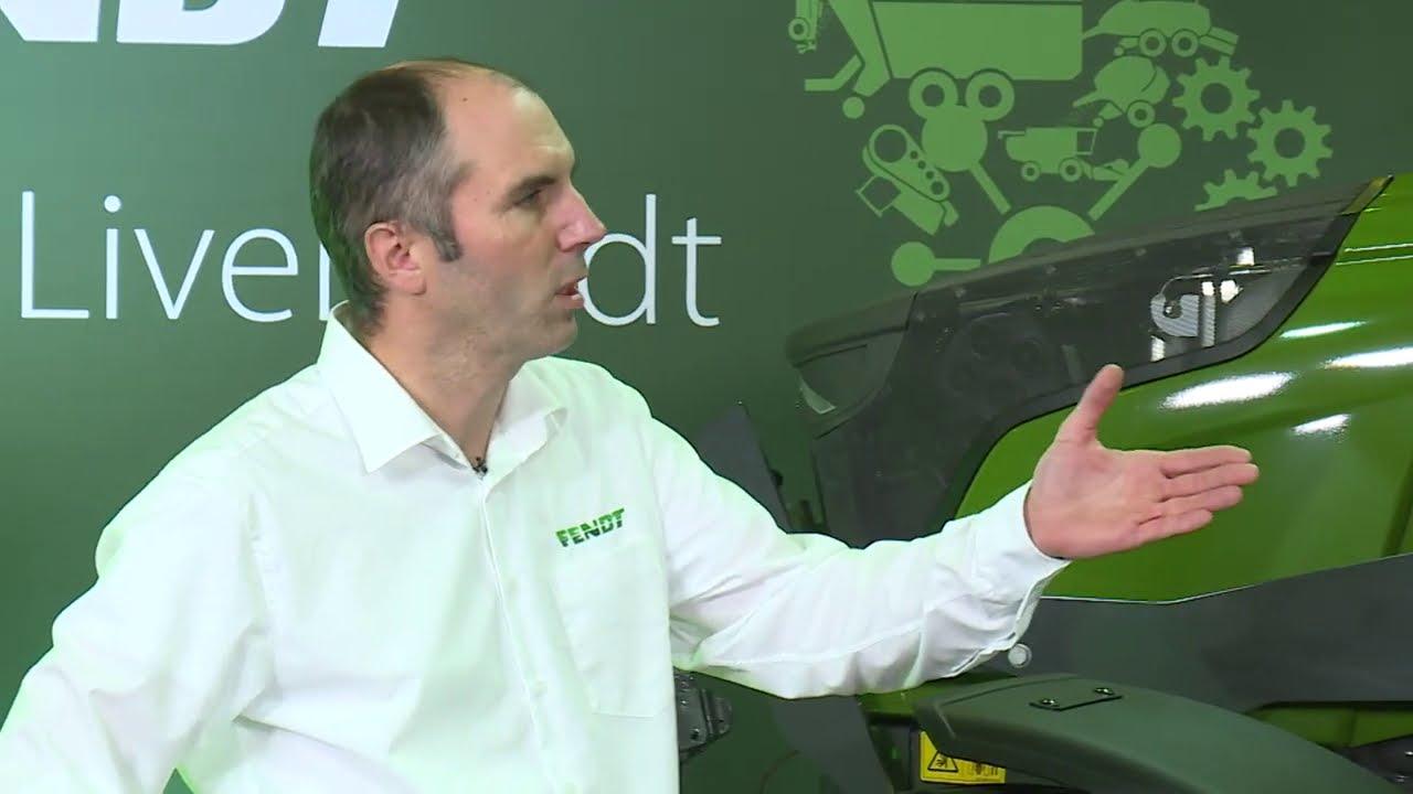 Fendt dévoile ses nouveaux tracteurs 200 et 200VFP