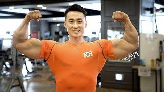 개근질닷컴  World Champion 보디빌더 설기관 근황인터뷰 / World  Champion Bodybuilder Seol Ki Kwan