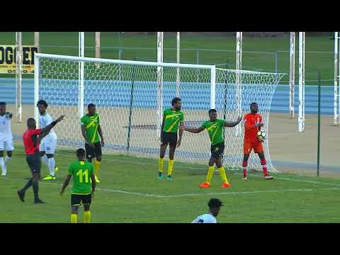 CNL 2018: DOMINICA Vs Suriname Highlight