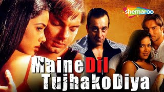 Maine Dil Tujhko Diya (HD & Eng Subs) - Hindi Full Movie - Sohail Khan, Sanjay Dutt, Sameera Reddy