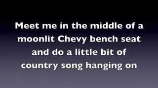 Sure Be Cool if You Did Blake Shelton with lyrics
