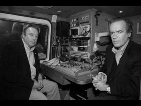 Martin Amis Christopher Hitchens a conversation about Antisemitism and Saul bellow Part 1