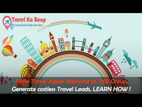 How to generate travel queries for travel agents, TKB Group