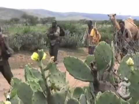 ONLF the Ogaden National Liberation Front