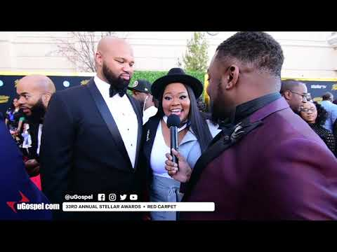 """The Leonard's"" Tasha Cobbs Leonard & Kenny Leonard talks Marriage , Working & Road Life"