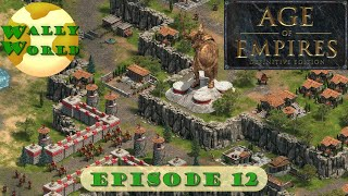 Age of Empires: Definitive Edition, Ep. 12: Voices of Babylon: Vengeance p2 - Let's Play