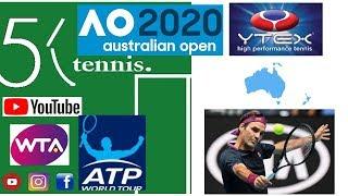 Australian Open 2020 Tennis News. Round 2 Recap. Kyrgios, Nadal, Pliskova, Zverev & Thiem Win