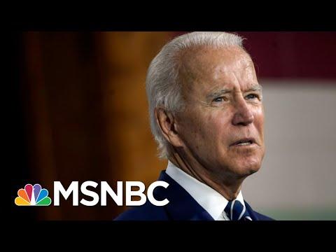 The RNC Kicks Off With A Flurry Of GOP Endorsements… For Joe Biden | Deadline | MSNBC