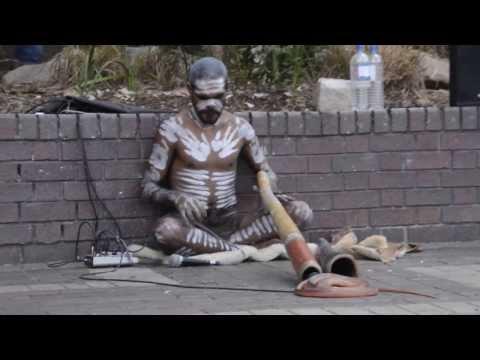 Australian Aboriginal Music Played  The Aboriginal Australians