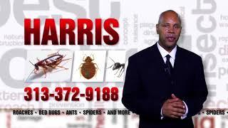 Harris Pest Control commercial
