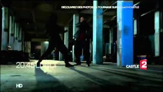 Castle 6x18 'La voie du ninja' Bande annonce France 2 #1