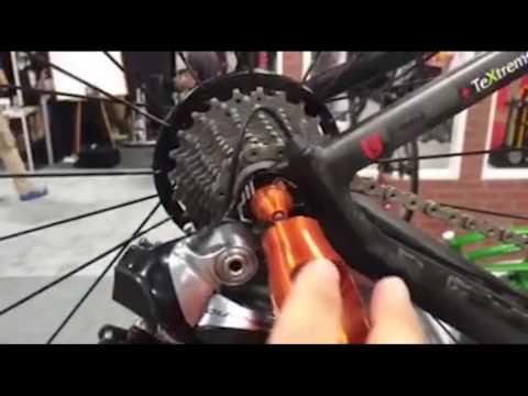 SeaSucker Hogg Front Wheel Holder