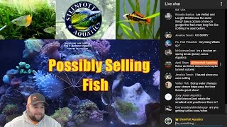Selling Fish? Yes or No?