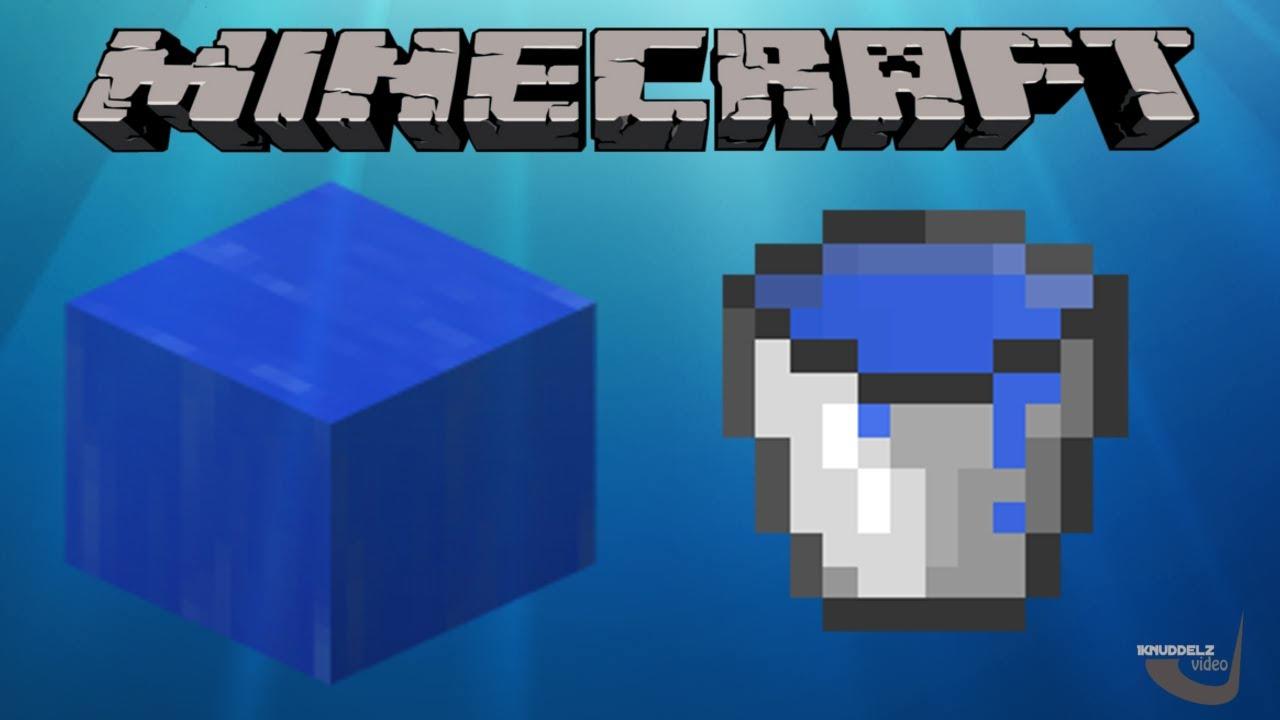 Minecraft Haus Aus Wasser Bauen Snapshot Wa YouTube - Minecraft haus aus wasser bauen