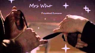 Mrs Who - President Romana (Original Trock)
