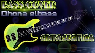 Cinta Segitiga - Bass Cover