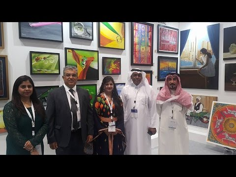 MAPS GALLERY, Qatar- World Art Dubai, 2017 DUBAI