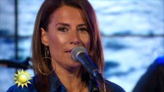 Jill Johnson - When It Pours It Rains (Live) - Nyhetsmorgon (TV4)