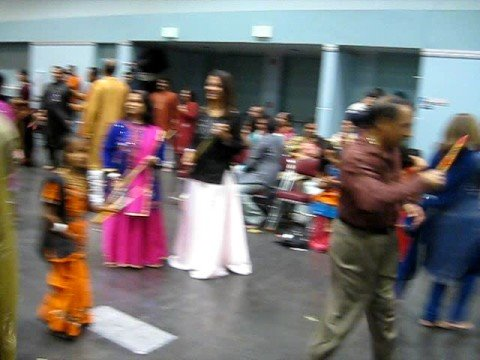Dandiya @ Santa Clara Convention Center