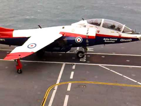 VAAC harrier HMS Illustrious