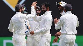 Vihari lifts India with second strike