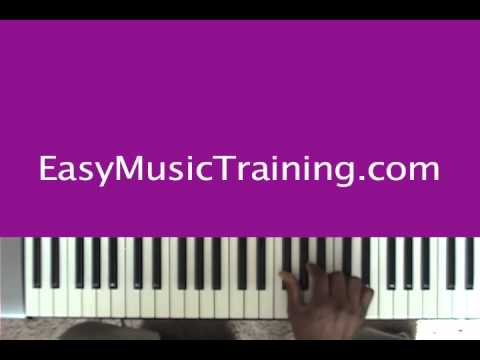 The Sus2 Chord Suspended 2 Easymusictraining Youtube