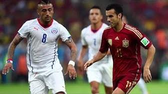 Adios Espana! Der Weltmeister ist raus | Spanien - Chile 0:2 | FIFA WM 2014 Brasilien