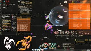 Eve Online | HASH+7-2+SYJ vs SENEX+BADIT+Capital Punishment