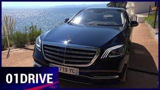 Essai Classe S560 : la rencontre du luxe et du meilleur de la techno Mercedes