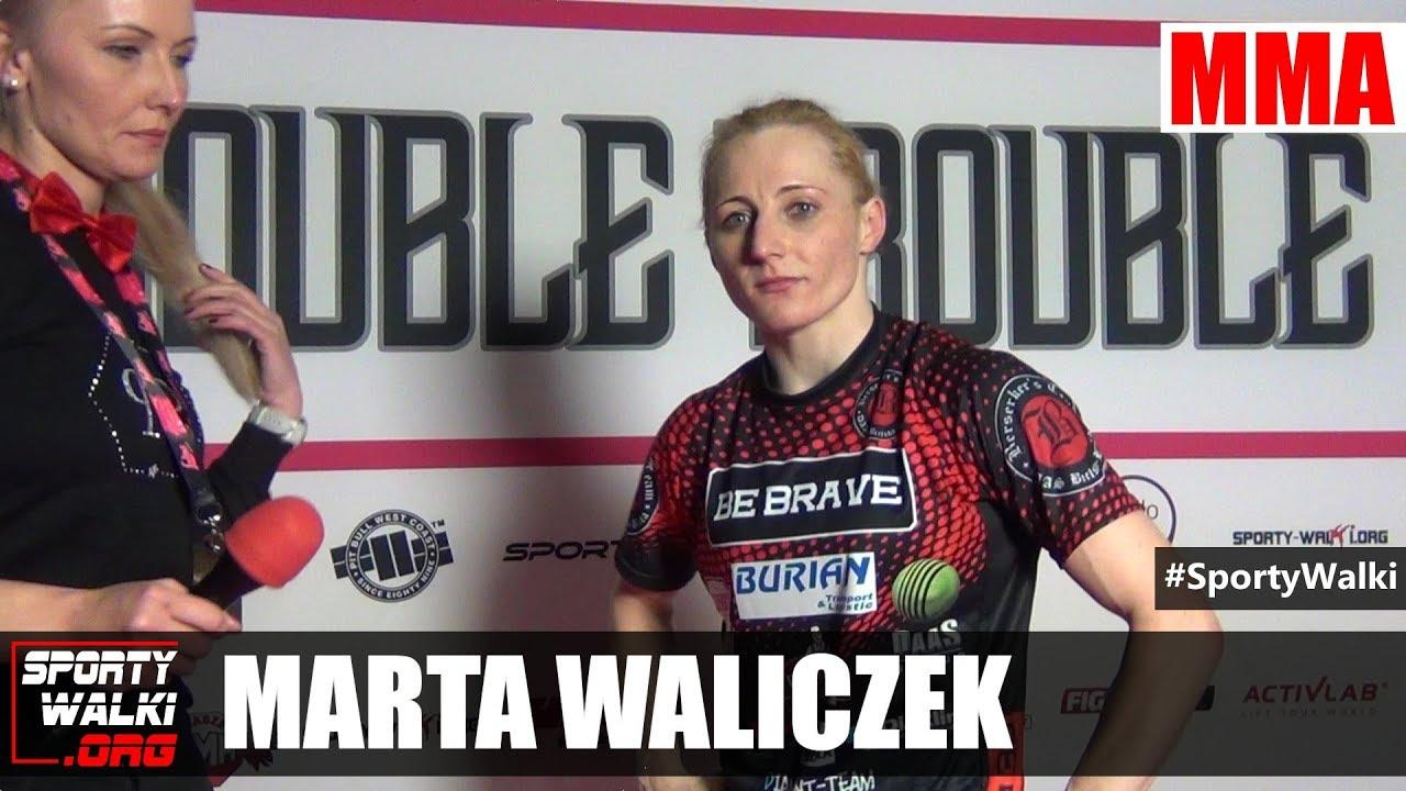 LFN 8: Marta Waliczek udanie zadebiutowała w MMA