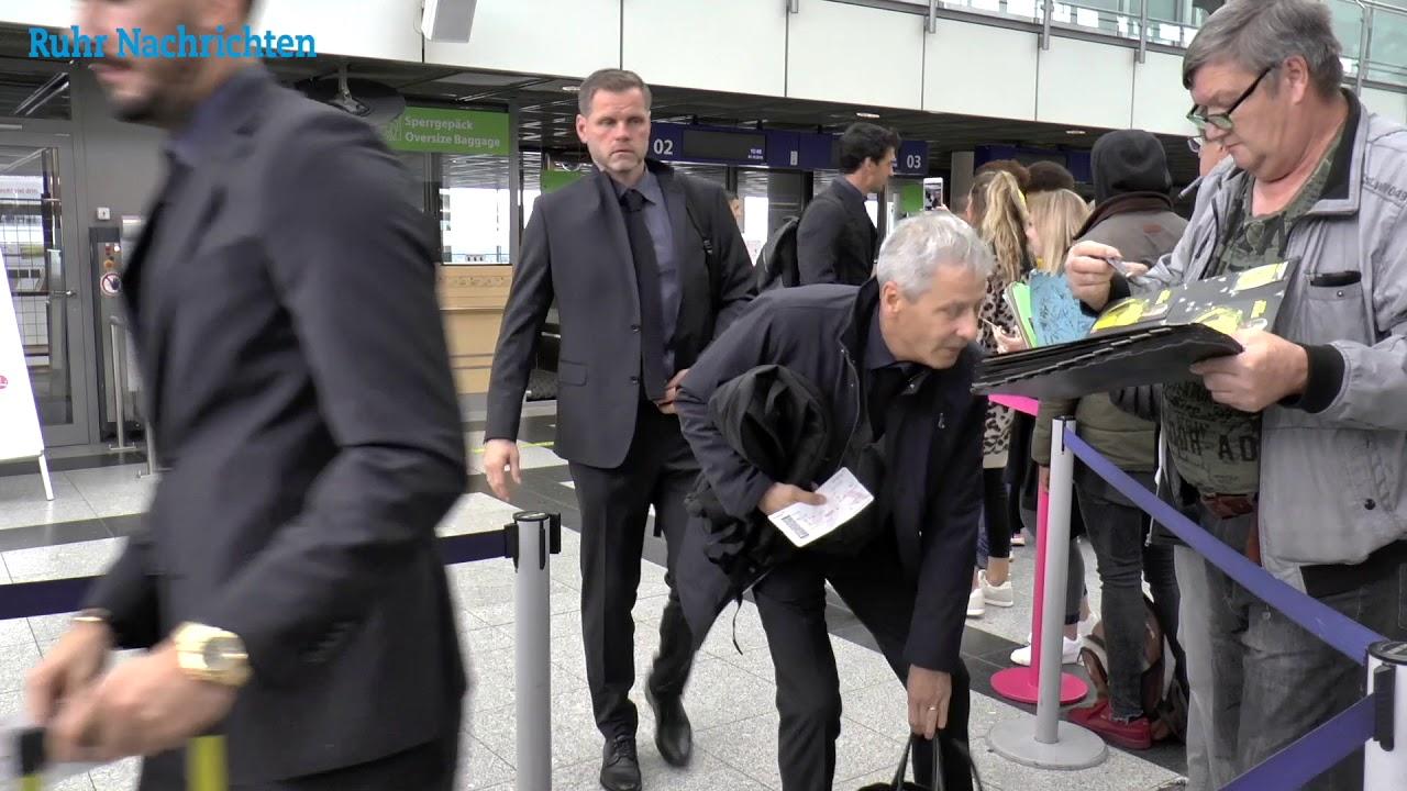 Mit Hummels, ohne Alcacer: Der BVB auf dem Weg nach Prag