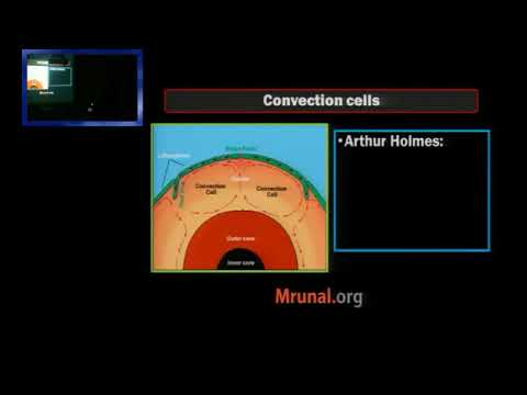 Geography lecture 5 : Plate Tectonics Theory The beginning, Oceanic Plates, Continental Plates