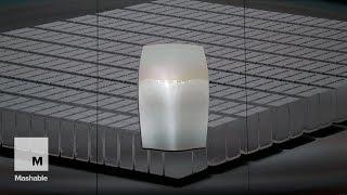 elon musk unveils tesla powerwall batteries to change the world   mashable news