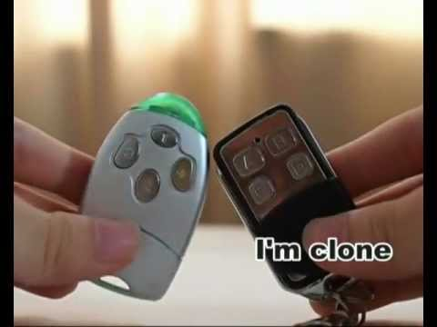 Remocon Rmc 611 Enter Cloning Mode By Pressing 2 Button