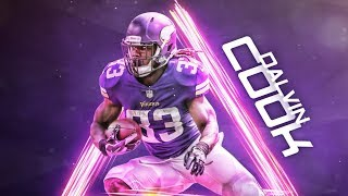 Dalvin Cook Mid-Season 2019 Highlights Middle Child |Comeback Player of the Year|