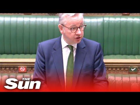 [视频]迈克尔·戈夫(Michael Gove)公布了英国脱欧后的新边境系统,将为企业带来7亿英镑的机会