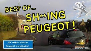 UK Dash Cameras - Best of: S***ING Peugeot