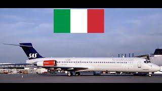 Top Ten Deadliest Air Crashes of Italy