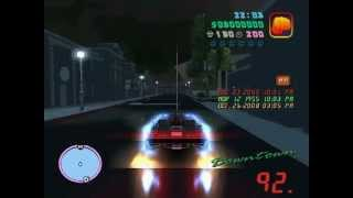 GTA Vice City: BTTF Hill Valley mod 0.2e Clocktower