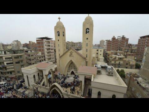 مصر: القضاء العسكري يصدر أحكاما بالإعدام على 17 متهما في قضية تفجير ثلاث كنائس