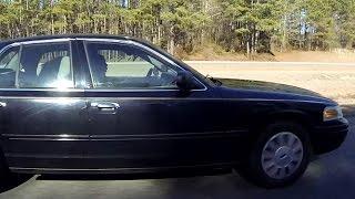 Highest Ranking North Carolina Trooper Caught Speeding Yet !