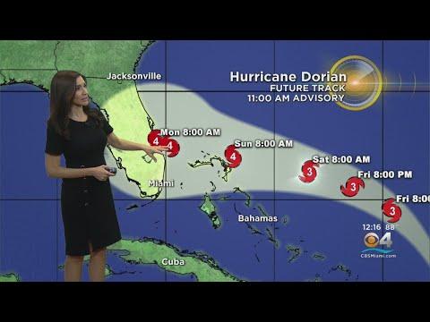 CBSMiami.com Weather 8/29 12PM