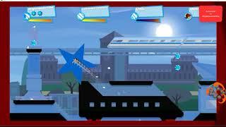SpeedRunners – Civil Dispute! Gameplay (PC game)