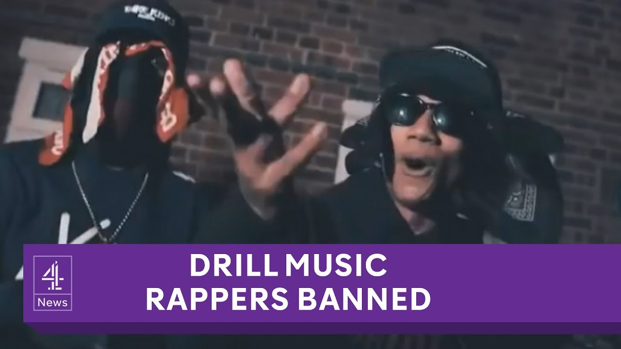 Uk Drill Music Gang Banned From Making Violent Music Youtube