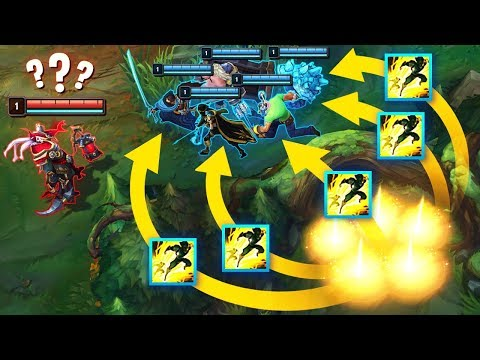 Craziest Level 1 Moments in League of Legends